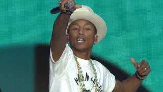 Pharrell - Get Lucky (Daft Punk Cover) (Summertime Ball 2014)