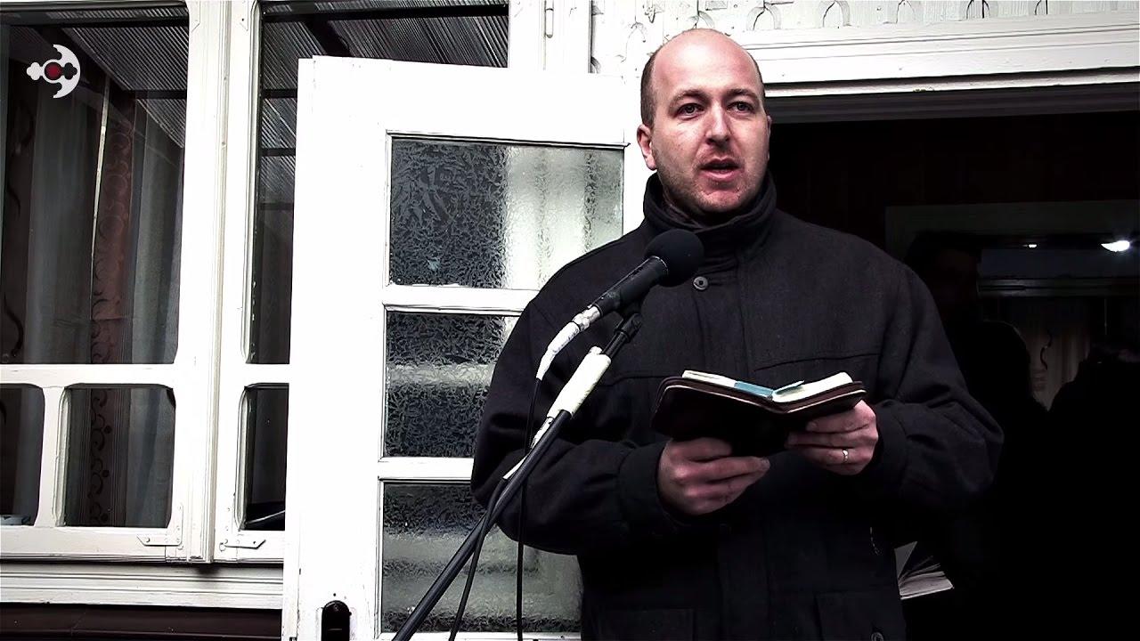 Cuvântare la privegherea surorii Cristina Halip – Mihai Coste, 19 ianuarie 2016