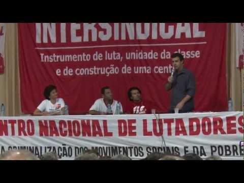Encontro Nacional de Lutadores Contra as Repressões do Estado - Parte 1