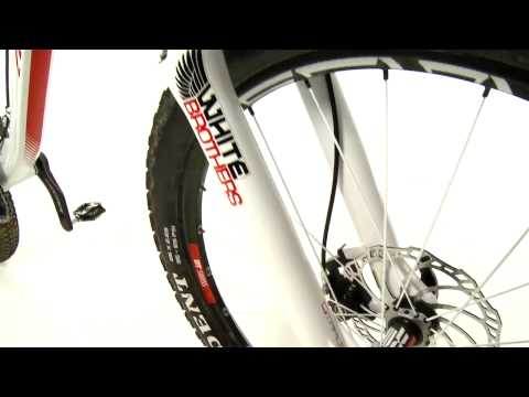 White Brothers Loop Suspension Fork Review