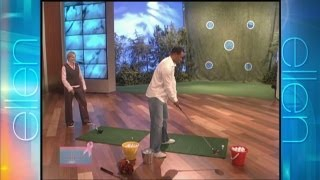 Memorable Moment: Playing Golf with Tiger Woods