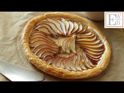Video Beth's Easy Pear Tart Recipe | ENTERTAINING WITH BETH
