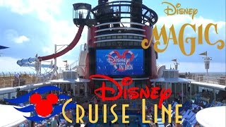 Disney Magic Cruise Ship Tour & Review With The Legend