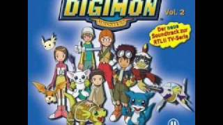 Digimon 02 Soundtrack -6- Ich vermisse dich (German/Deutsch)