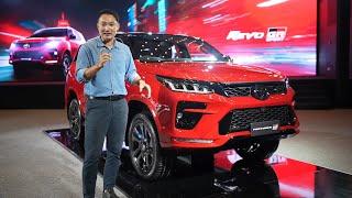 ล้านเก้าทอนพัน! Toyota Fortuner GR Sport 2.8 4WD ราคา 1,879,000 บาท + 20,000 แดง-ขาวมุก