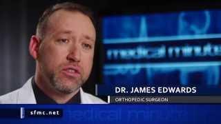 Medical Minute: Shoulder Surgery with Dr. Edwards