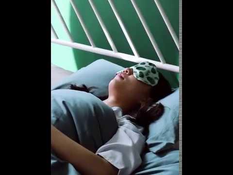Беруши для сна 5 пар в чехле анатомические Xiaomi Jordan & Judi бежевые (BS-19260) Video #1