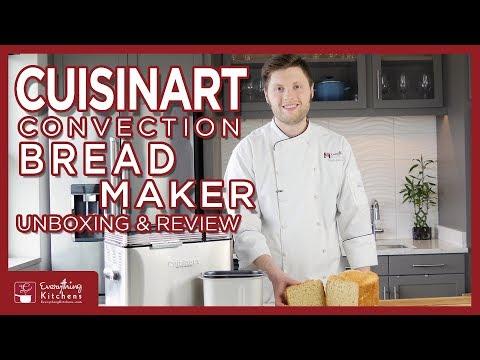 , Cuisinart CBK-200 2-Lb Convection Bread Maker
