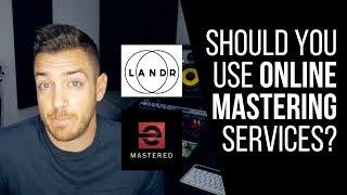 Online Mastering: Should You Use LANDR or eMastered? - RecordingRevolution.com