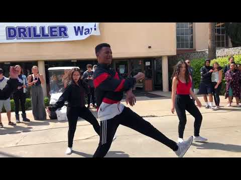 Jay rock,Kendrick Lamar, Future, James Blake -kings dead - Highschool Dance