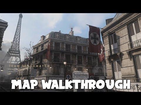 MW3 MAP REMAKE ! Call Of Duty : WW2 RESISTANCE DLC