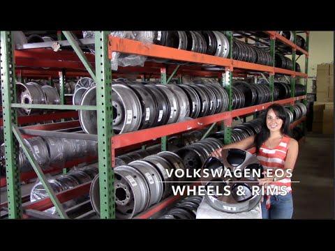 Factory Original Volkswagen EOS Rims & OEM Volkswagen EOS Wheels – OriginalWheel.com