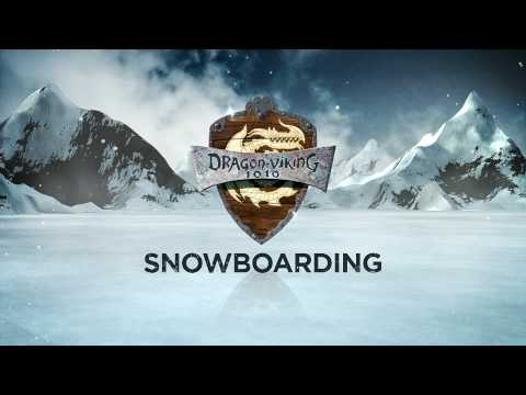 How to Train Your Dragon (Olympic Vignette 'Snowboarding')