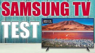 Samsung Tu7079 Test   Preiswerter Fernseher