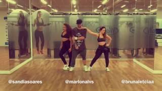 Pierdo la Cabeza - Zion & Lennox - Marlon Alves Dance MAs