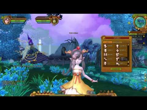 Ragnarok Online 2 : 50minutový Gameplay rasy Noel