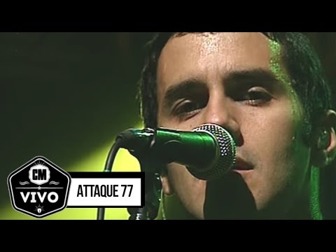 Attaque 77 video CM Vivo 2007 - Show Completo