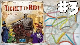 TICKET TO RIDE #3 | November 12th, 2016