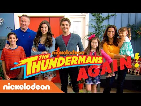 The Thundermans | Theme Song (Extended Karaoke Version) | Nick