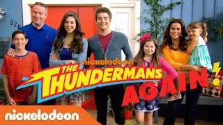 The Thundermans  Theme Song Extended Karaoke Version  Nick