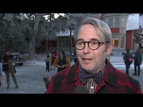 Broderick ready to tell 'A Christmas Story'