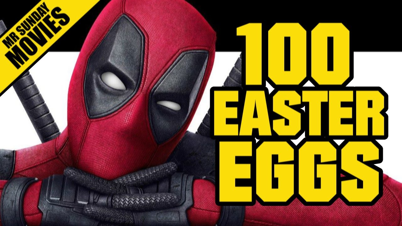 How Many Of These Deadpool Easter Eggs Did You Catch?