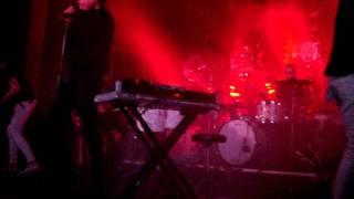 Fenech-Soler- Battlefields @ Manchester Academy 6/10/2011