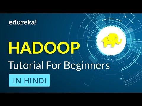 Hadoop Tutorial for Beginners in Hindi   Learn Hadoop in Hindi   Hadoop Training   Edureka