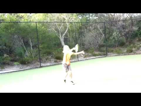 Tennis Prodigy Christian - 8 Years Old- Yellow Ball Drills. Future Federer, Nadal, Djokovic??? Mp3