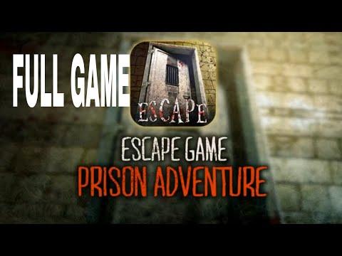 Room Escape The Prison Escape  Walkthrough