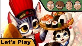 Tem-Purr-A - Kartenspiel - Let's Play - Spielwarenmesse 2016