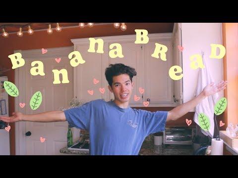 Makin' Banana Bread   (Babble&Bake)