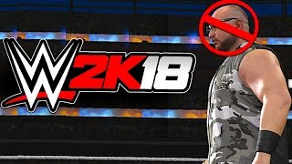 WWE 2K18: 5 Superstars That Will Probably Be Removed From The Game