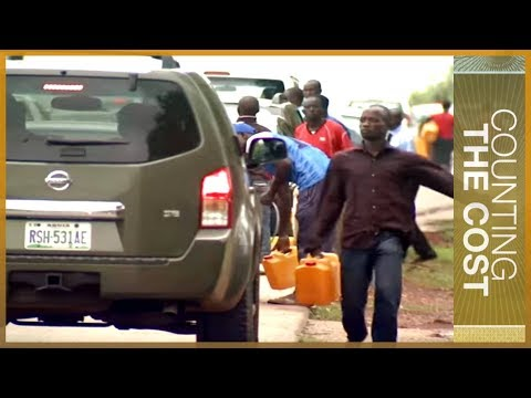 Video Who is stealing Nigeria's oil?