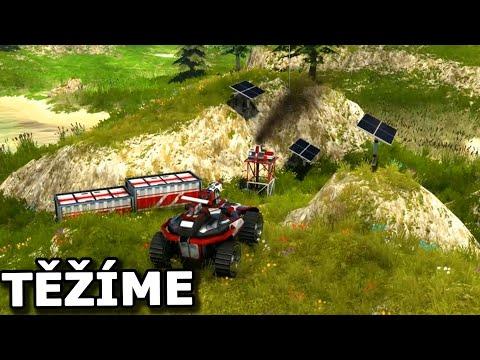 MMO Strategie! Základní těžba a malá základna - Project 5: Sightseer #1