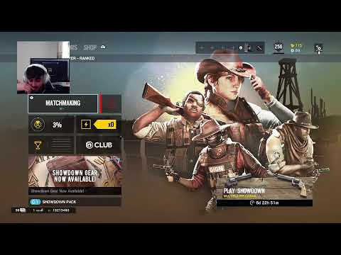 Download My First Ranked Game Rainbow Six Siege Video 3GP Mp4 FLV HD