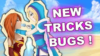 7.19 New Dota 2 Tips, Tricks and Bugs!