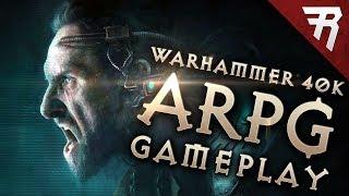 Warhammer 40k: Inquisitor - Martyr Gameplay - Crusader (aRPG)