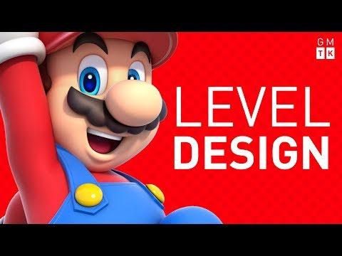 Level design Super Mario 3D World