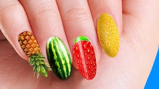 32 BEST NAIL ART DESIGNS FOR KIDS AND ADULTS