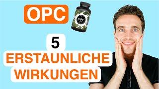 Diese 5 OPC Wirkungen helfen deiner Gesundheit sofort!