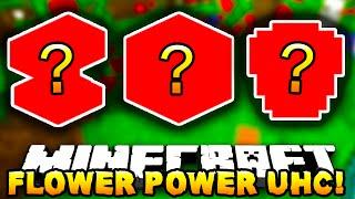 Minecraft FLOWER POWER UHC!