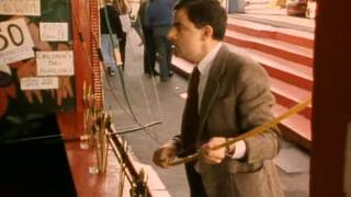 Mr Bean - The Southsea based episodes & other film/TV filmed here