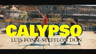 Calypso - Luis Fonsi, Stefflon Don | Zumba | Dance Video 2018