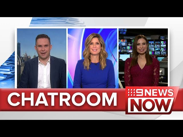 Chronic Pain, Mascot Towers Mess & Bad Sport Fans | Nine News Australia