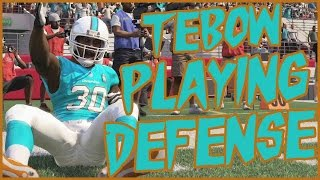 TEBOW TIME PLAYING DEFENSE!! - Madden 16 Ultimate Team | MUT 16 XB1 Gameplay