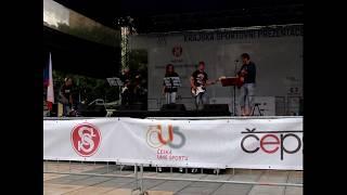 """Video SOUSEDI - píseň """"MŮRY"""" - 2.6.2018 Ostrava"""
