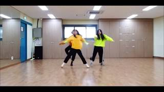 Run Free  - Deep Chills (feat. IVIE) 창작 안무 영상 ( Choreography Kyungz)