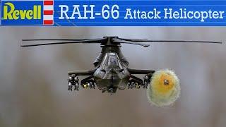 REVELL RAH-66 Comanche 1/72 [Build Review]
