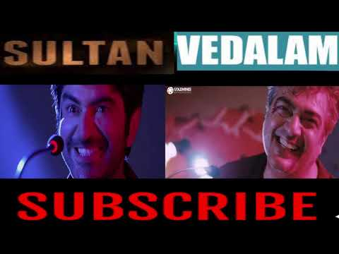 Sultan The Saviour Remake Vedalam।